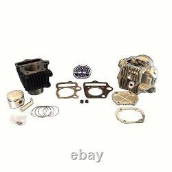 Honda Cylinder Head Piston Gasket Kit All Honda 70cc Bikes CL70 CT70 XR70R