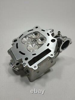 Honda OEM 2006-2014 TRX450R TRX450ER Head Cylinder Head, Ferrea, Kibblewhite