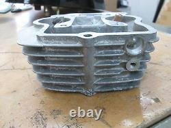 Honda OEM Cylinder Head 1974 1975 1976 1977 1978 XR75 12200-116-000