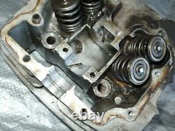 Honda XL250S XL250 XR250 Engine Cylinder Head 1978 1979 1980