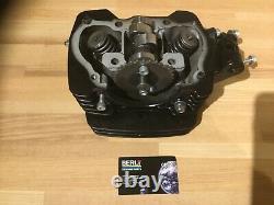 Honda XLR125 150 /200 Cylinder Head, Roller Bearing Performance Cam Big Valves