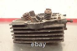 Honda XR XL XR250R XL250R 250R 1984 1985 cylinder head needs repair