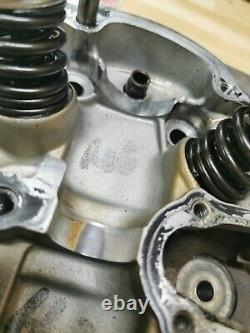 Honda XR650L 2001 cylinder head jug barrel valve 1993 2021