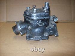 Honda cr 125 moto x engine top end cylinder head / cylinder barrel barn find