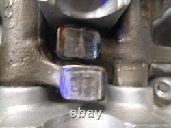 Honda xl500r Dominator cylinder head valve cover rockers arms xr500 xr500r xl500