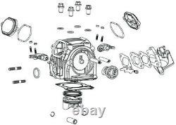 Koso 4V Cylinder Head Kit Honda Grom & Monkey