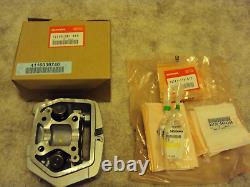 NEW XL75 XR75 XL80 XR80 CRF80 cylinder head complete assembly, READY TO BOLT ON
