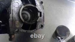 NF5 1987 Honda RS250 HRC engine top end cylinders heads ND5 parts spares NSR250