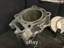New Genuine Honda Complete Cylinder / Head / Valve Kit/ Gasket A 2006 Crf450r