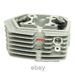 New OEM Honda XR75 XL75 XR80 and CRF80 Cylinder Head Valves Top End Kit