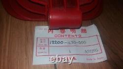 Nos Honda Elsinore Cr 250 Rz 78 79 Cylinder Head 12200-430-000 Cr250r Red Rocket