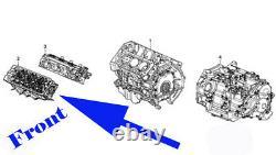 Original New Front Cylinder Head 2004 Honda Odyssey V6 3.5L