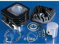 Polini 72cc cylinder jug kit Honda elite sa50 sr50 Dio performance head af16 EZ