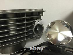 TRX400EX 400EX 400X 87mm 416cc CP Piston Big Bore Cylinder Kit ARP Head Studs