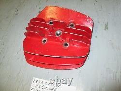 VINTAGE 1979 CR125R Elsinore, Cylinder Head 12200-444-000