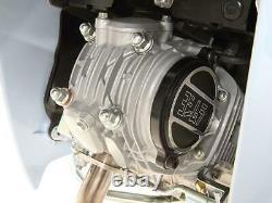 Yoshimura Honda Monkey 125 Custom Engine Crank case & Cylinder head Covers 2019