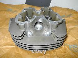 Zylinderkopf Cylinderhead Honda XL250K BJ. 76 New Part Neuteil