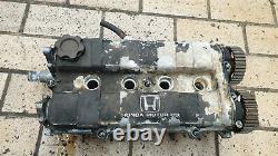 Zylinderkopf cylinder head D16Z5 D16A9 1.6l 124/130PS Honda CRX ED9 88-91